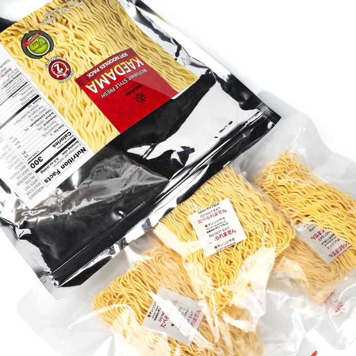 Ultimate Guide To Fresh Ramen Noodles At Hakubaku Hakubaku Fresh Ramen Noodles Mochi Mugi Pearled Barley