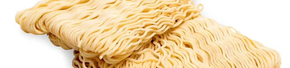 fresh ramen noodles, kaedama hakubaku
